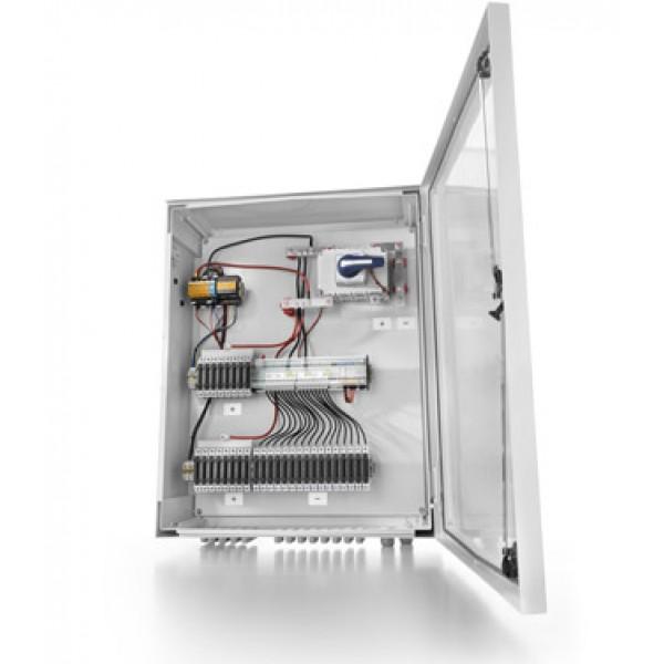 Instalação da String Box AC