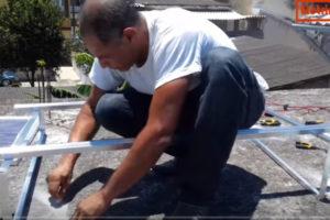 Instalação de Painéis Solar