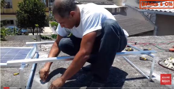 Análise técnica para energia Solar