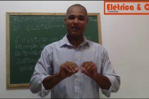 Curso de Eletrônica Grátis - Eletrônica Básica para Iniciantes