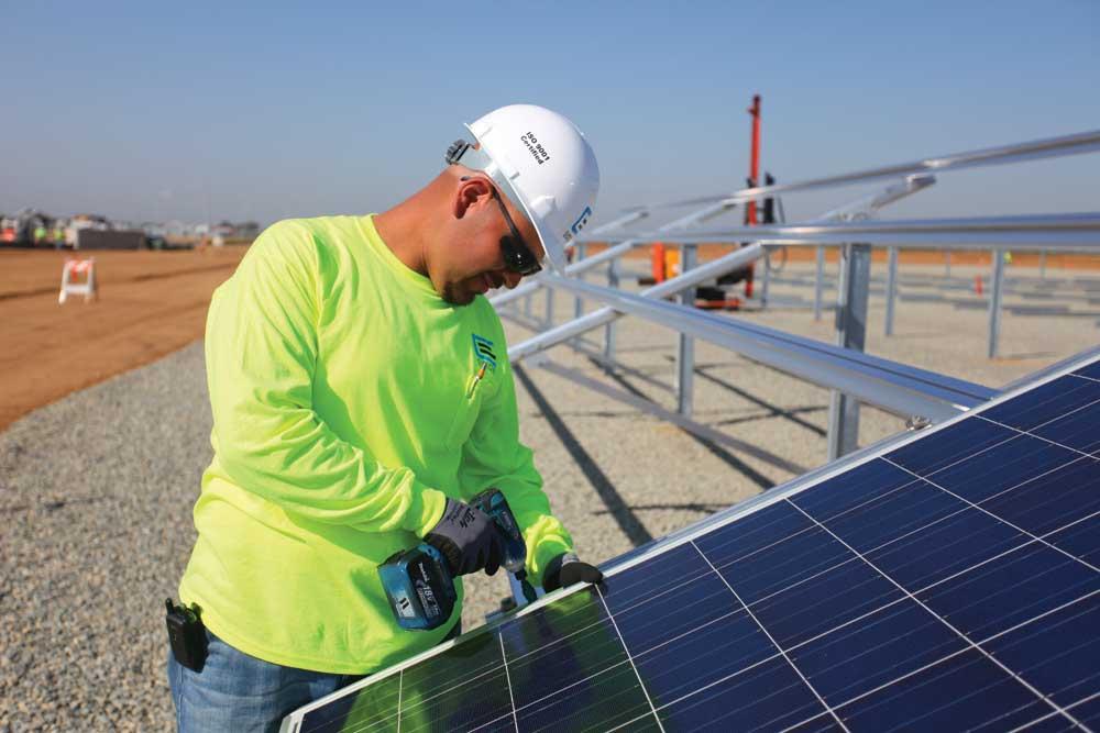 Instalador Solar Fotovoltaico