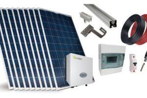 preço kit energia solar