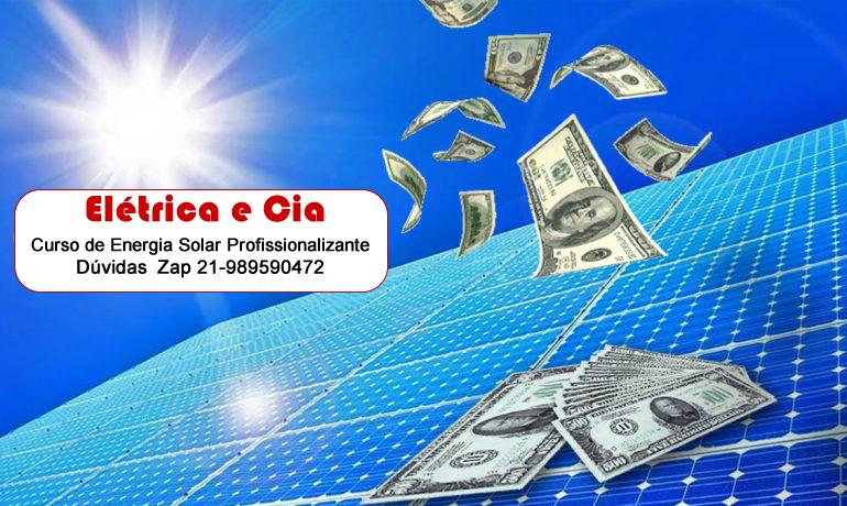 Energia Solar é um Investimento