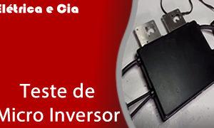 micro inversor