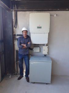 Sistema Fotovoltaico de Grande Potência