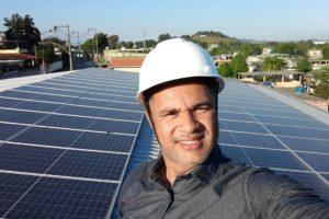Qual a margem de lucro de uma empresa de energia solar?