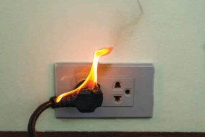 Como é possível evitar um curto-circuito em casa?