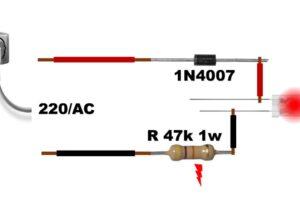 Como Ligar Led em 110v ou 220v