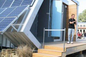 Como a arquitetura é importante para o projeto de energia solar